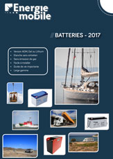Cahier Batteries